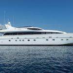 Аренда яхты Admiral 32m TROPICANA