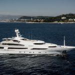 Аренда яхты Benetti 60m ST DAVID