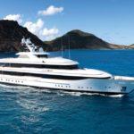 Аренда яхты Feadship 63m LADY BRITT