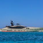 Аренда яхты Palmer Johnson DB9 52m