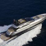Аренда яхты Pershing SOLARIS