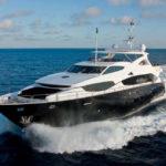 Аренда яхты Sunseeker BLACK & WHITE