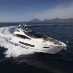 Аренда яхты Sunseeker BLUE INFINITY