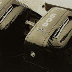 Новый 12-цилиндровый подвесной мотор Verado-600 от Mercury Marine