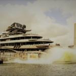 Судоверфь Lürssen спустила на воду мега-яхту JAG